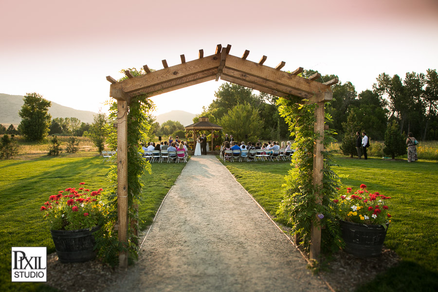 Denver Botanic Gardens Wedding Photos Fasci Garden