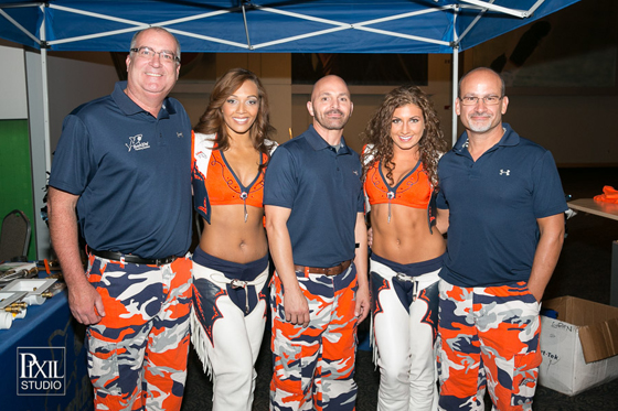 Home Depot Sports Authority Field event photos