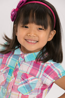 Denver child/kid model actor head shots