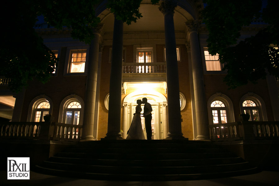 boettcher mansion wedding photographer