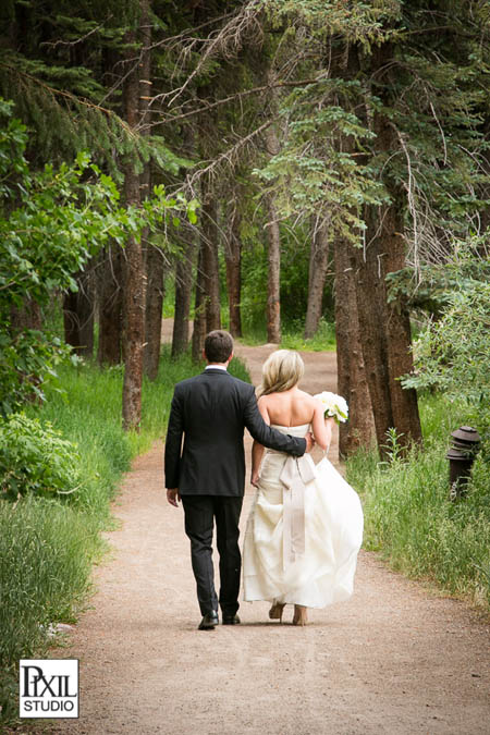 vail wedding trail