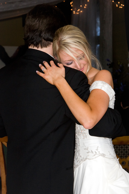 first dance denver wedding