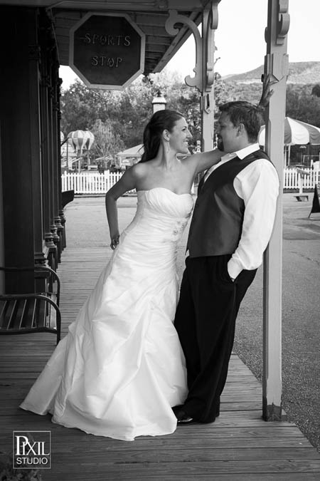 heritage square wedding