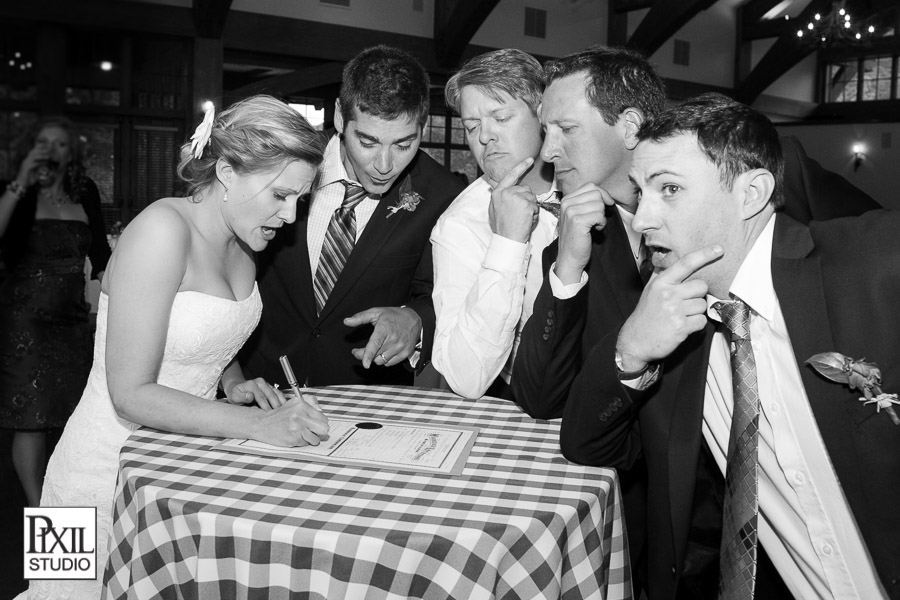 marriage wedding license
