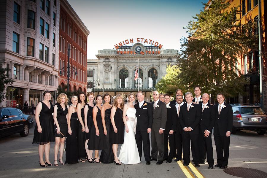 unions station wedding