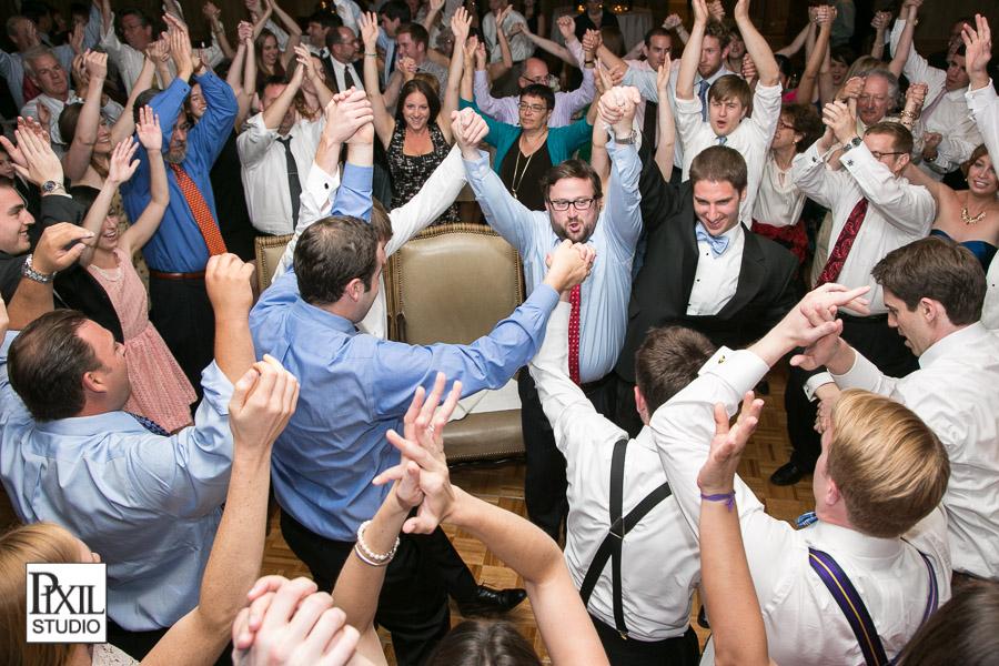 wedding dancing vail