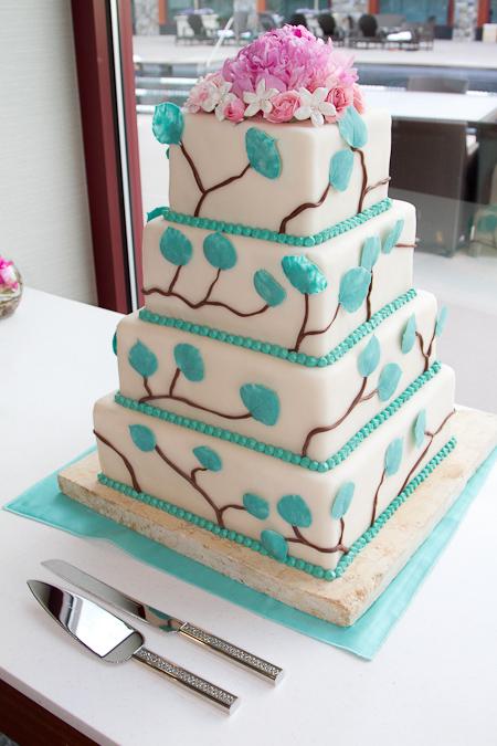 weston wedding cake