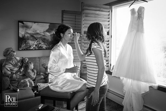 lodge and spa Breckenridge photographer