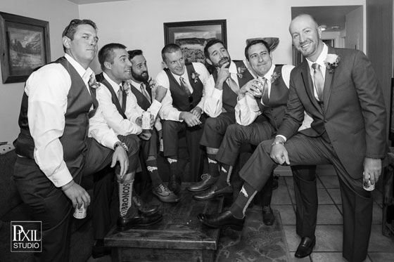 Vail Racquet Club Wedding photos